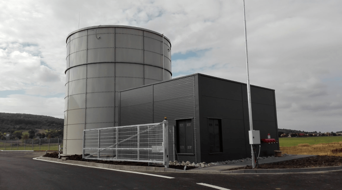 Water Tank Irrigation System : Water supply and tanks for sprinkler systems tank